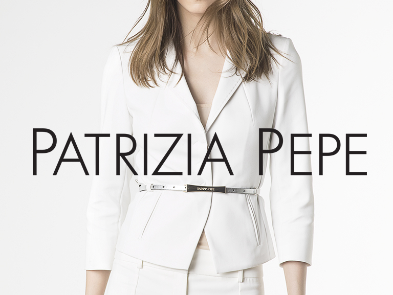 PATRIZIA PEPE_E-COMMERCE